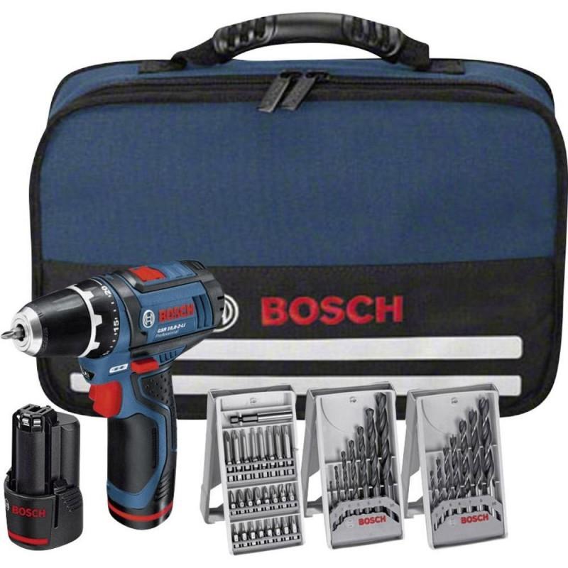 175221791e6e2 So skrutkovačom Bosch GSR 10,8-2 Li to zvládnete aj v stiesnených  priestoroch
