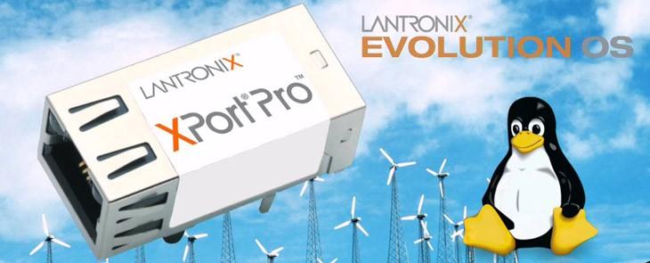XPort PRO - malý počítač v RJ45 konektore