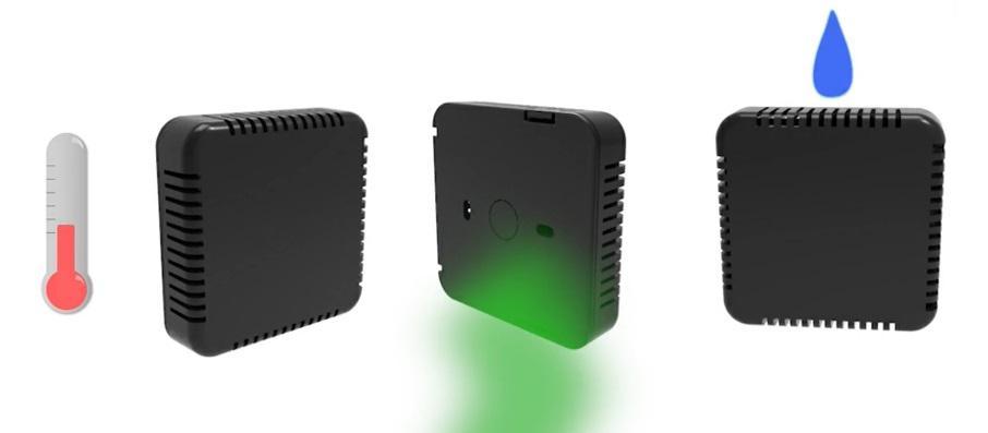 Új 1551V műszerházak érzékelőkkel ellátott IoT berendezésekhez