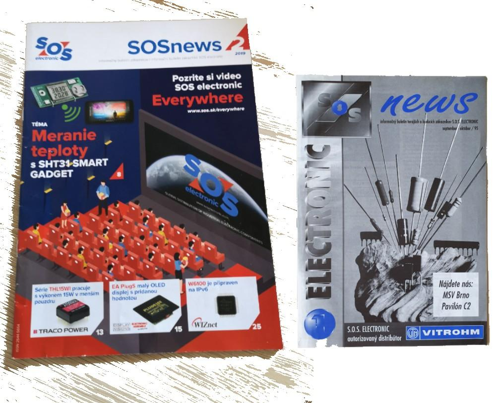 V slovenskej pobočke SOS electronic oslavujeme