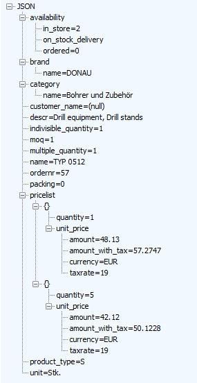 Accesați SOS electronic prin intermediul interfeței REST API
