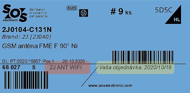 3 kroky k rýchlemu príjmu tovaru z SOS electronic