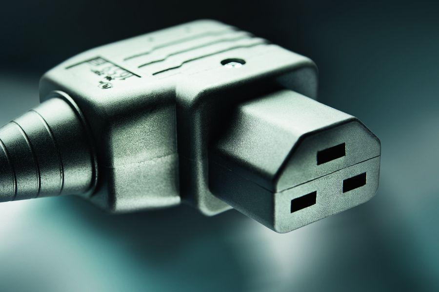 Wiederanschließbare Kabelstecker und Steckverbinder für Geräte