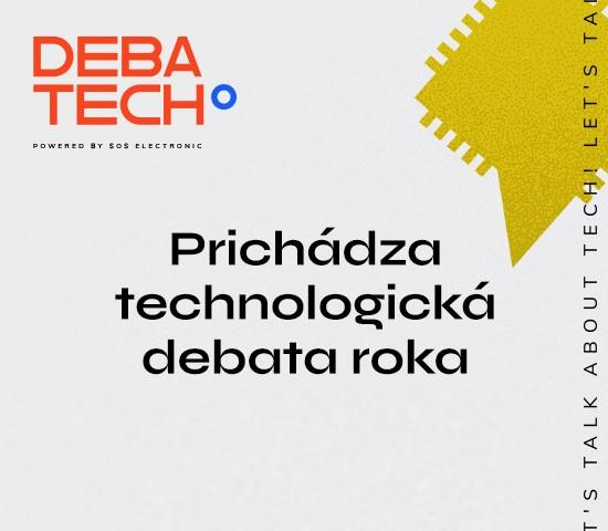 Odborná technologická debata roka