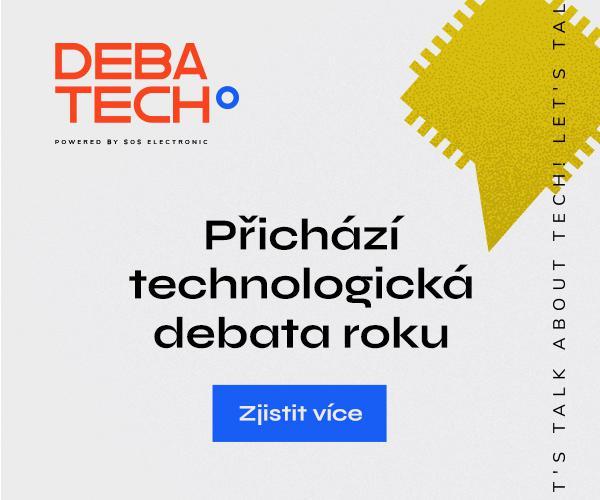 Odborná technologická debata roku