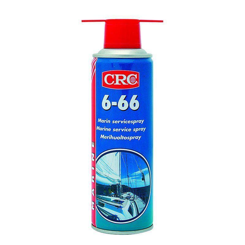 Mit dem maritimen Mittel CRC 6-66 hat Rost keine Chance