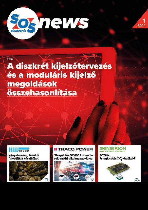 Lapozza át az új SOSnews 1/2021 magazint az interneten ( + verseny )