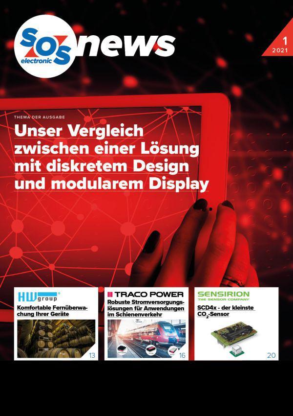 Neue Ausgabe von SOSnews im Web( +  Wettbewerb )