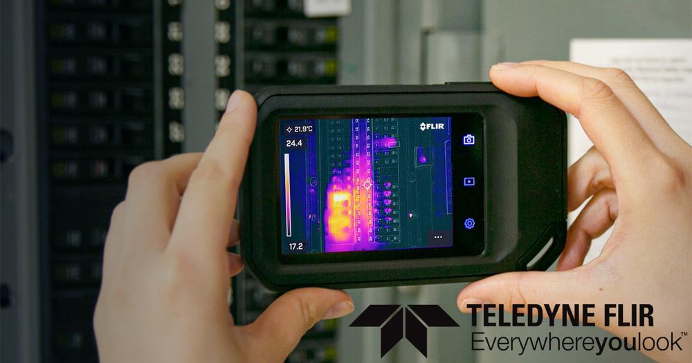 FLIR C3-X hőkamera 3x több előnnyel
